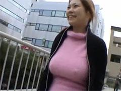 目立つ乳首